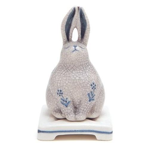 Ceramic Incense Burner - Rabbit