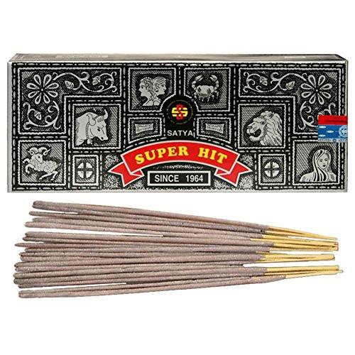 Satya Super Hit Incense, 100 grams