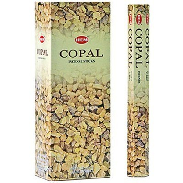 Hem Copal Incense, 120 Stick Box