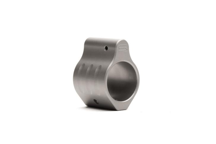 GB7 Titanium Micro Gas Block - Set Screw