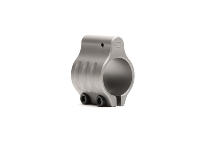 GB7 Titanium Micro Gas Block - Clamp On