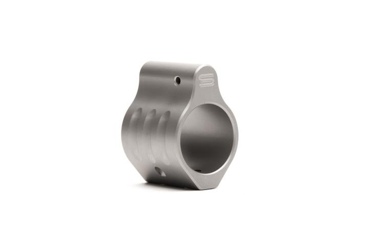 """GB7 Titanium Micro Gas Block .450"""" Spacing"""