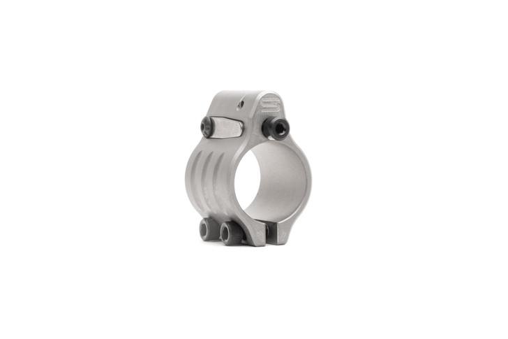 Sentry 7 Clamp On Adjustable Gas Block - Titanium