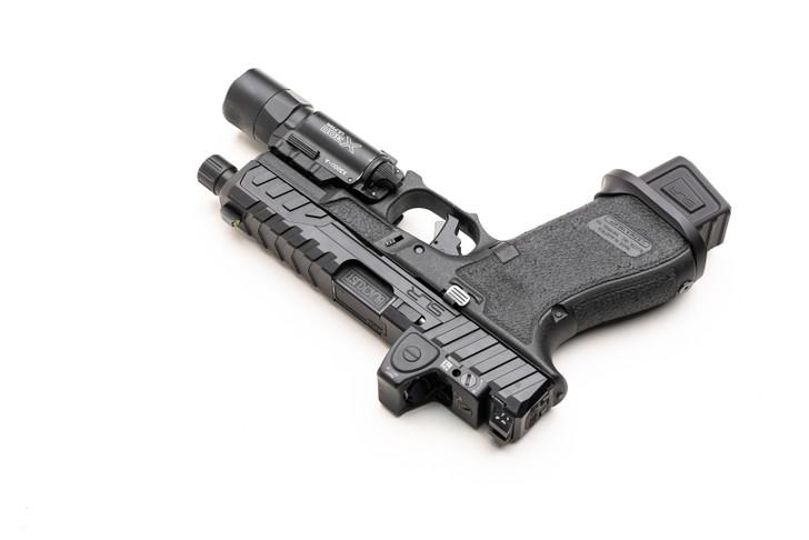 SLR Glock G19 Gen 5 Slide