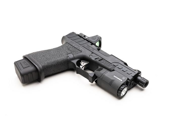 SLR Glock G19 Gen 4 Slide -Mod 1 Ported