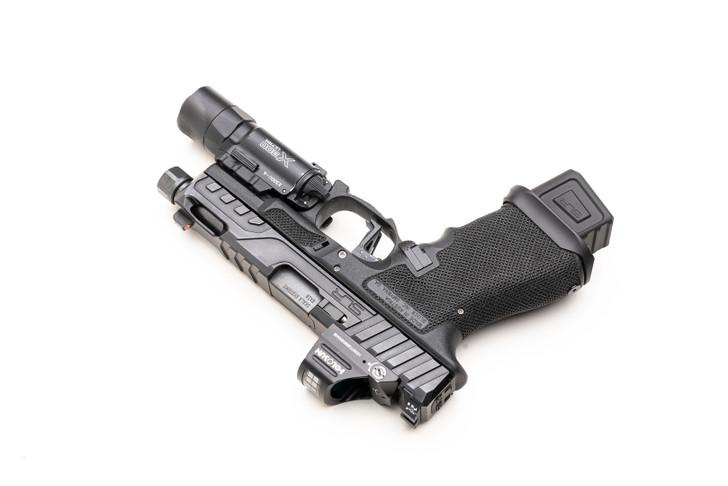 SLR Glock G19 Gen 3 Slide -Mod 1 Ported