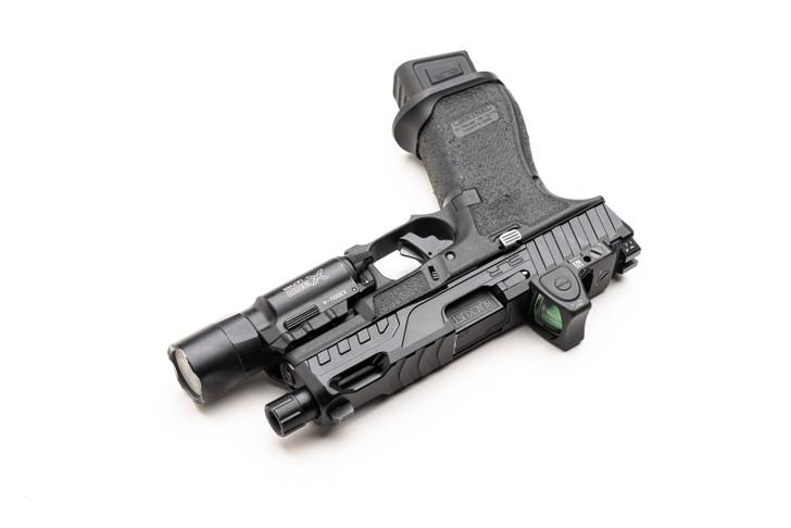 SLR Glock G19 Gen 5 Slide - Mod 1 Ported