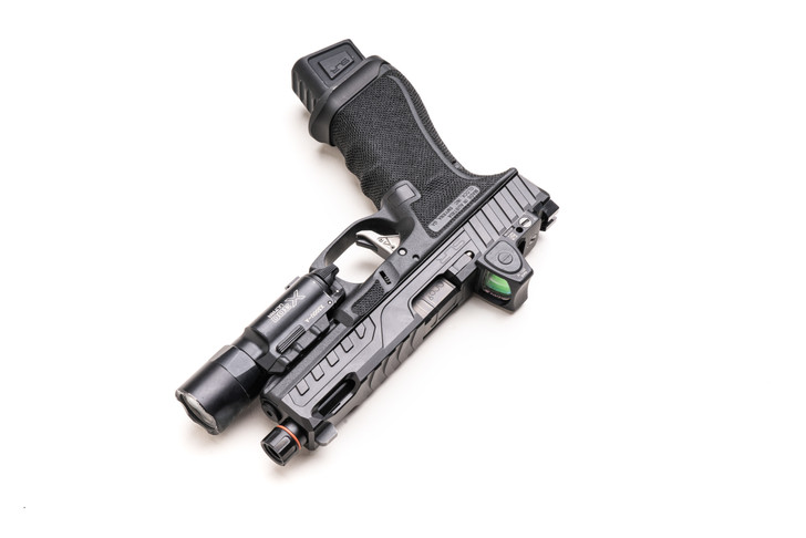SLR Glock G17 Gen 4 Slide -Mod 1 Ported
