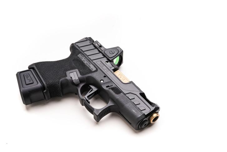 SLR Glock G26 Gen 3/4 Slide -Mod 1 Ported