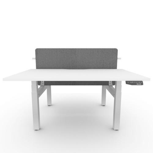 EFurnit Alpine Twin Standing Desk