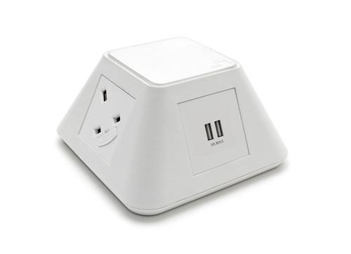 On The Desk CMD Inca 2 X Power, Twin USB Charging + £145
