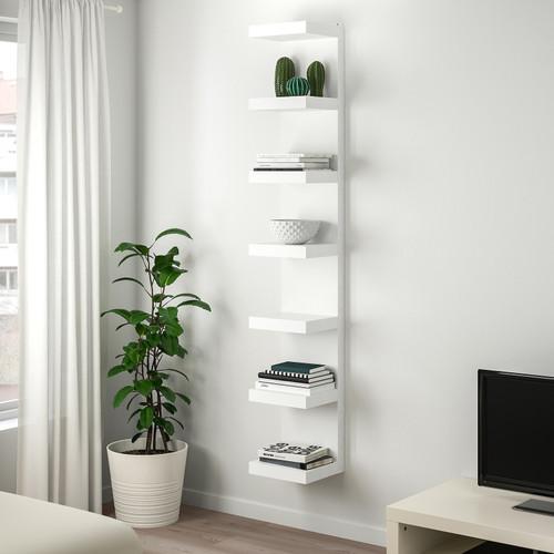 Ikea Lack Shelf White 30x190cm