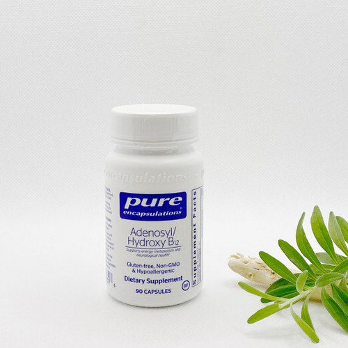 Adenosyl/Hydroxy B12 qty 90