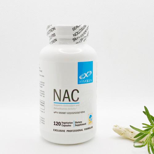 NAC qty 120