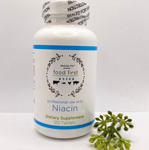 Niacin (NiaVasc) qty 120