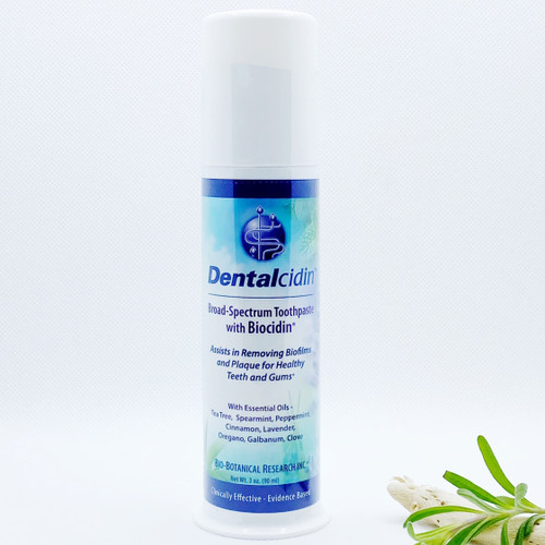 Dentalcidin Toothpaste 3oz