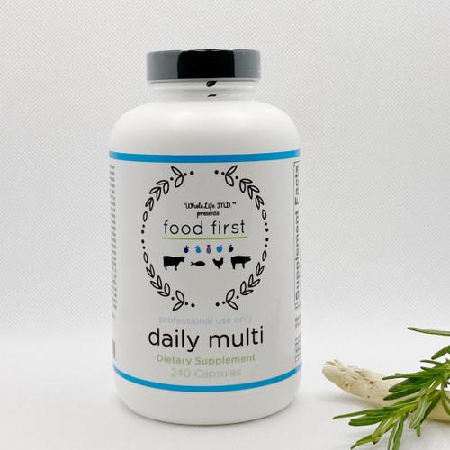 Daily Multi without Iron qty 240
