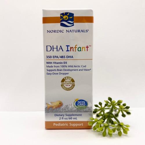 Liquid DHA infant 2oz