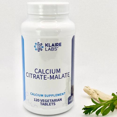 Calcium Citrate-Malate qty 120