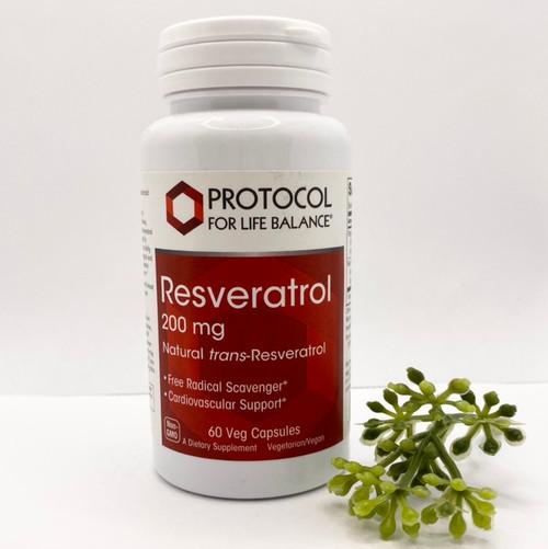Resveratrol qty 60