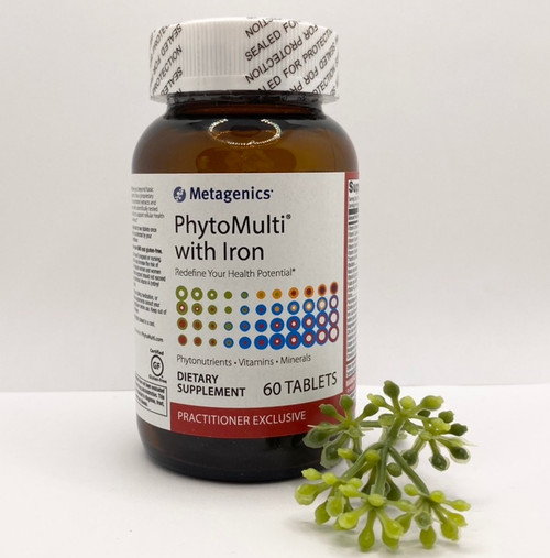 PhytoMulti with Iron qty 60
