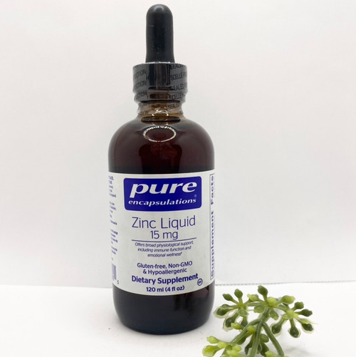 Zinc Liquid 4oz