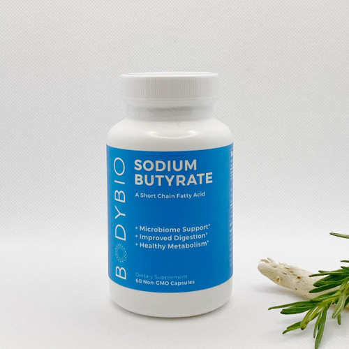 Sodium Butyrate qty 60