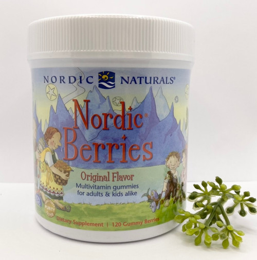 Nordic Berries Original Flavor qty 120