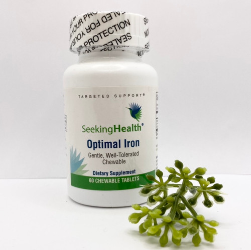 Optimal Iron Chewable qty 60