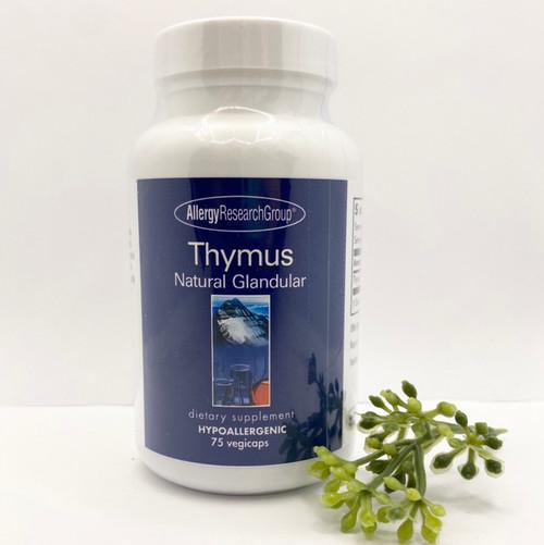 Thymus Glandular qty 75