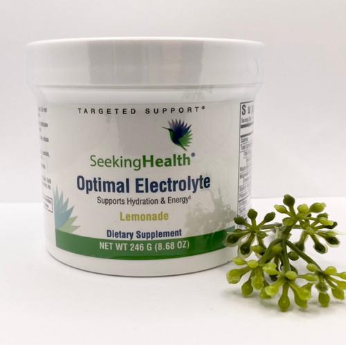 Optimal Electrolyte Lemonade 30 serv.