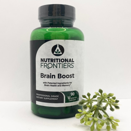 Brain Boost qty 90
