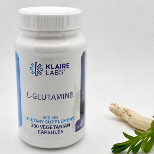 L-Glutamine qty 100