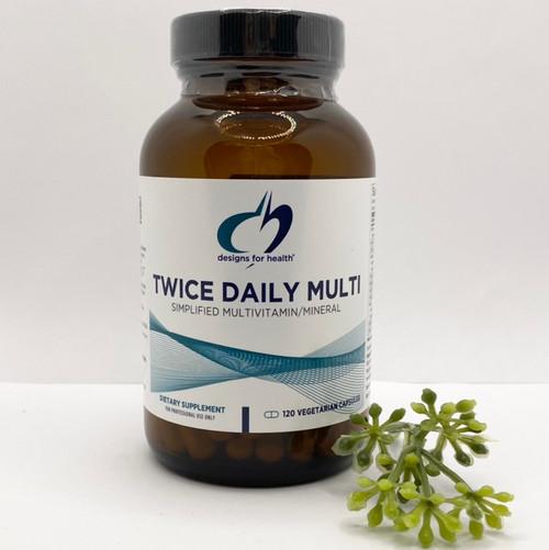Twice Daily Multi qty 120