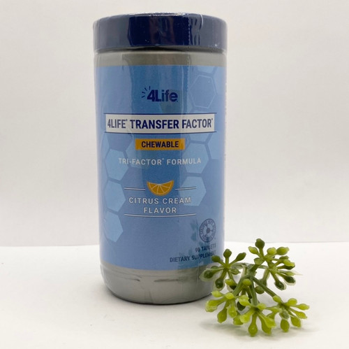 Transfer Factor Chewable Tri-Factor qty 90