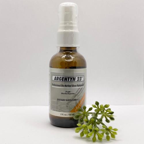Silver Hydrosol Fine Mist Spray 2 oz