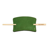 LUXURY HAIR BARRETTE GREEN (Limited Edition) by Balmain Paris Hair Couture