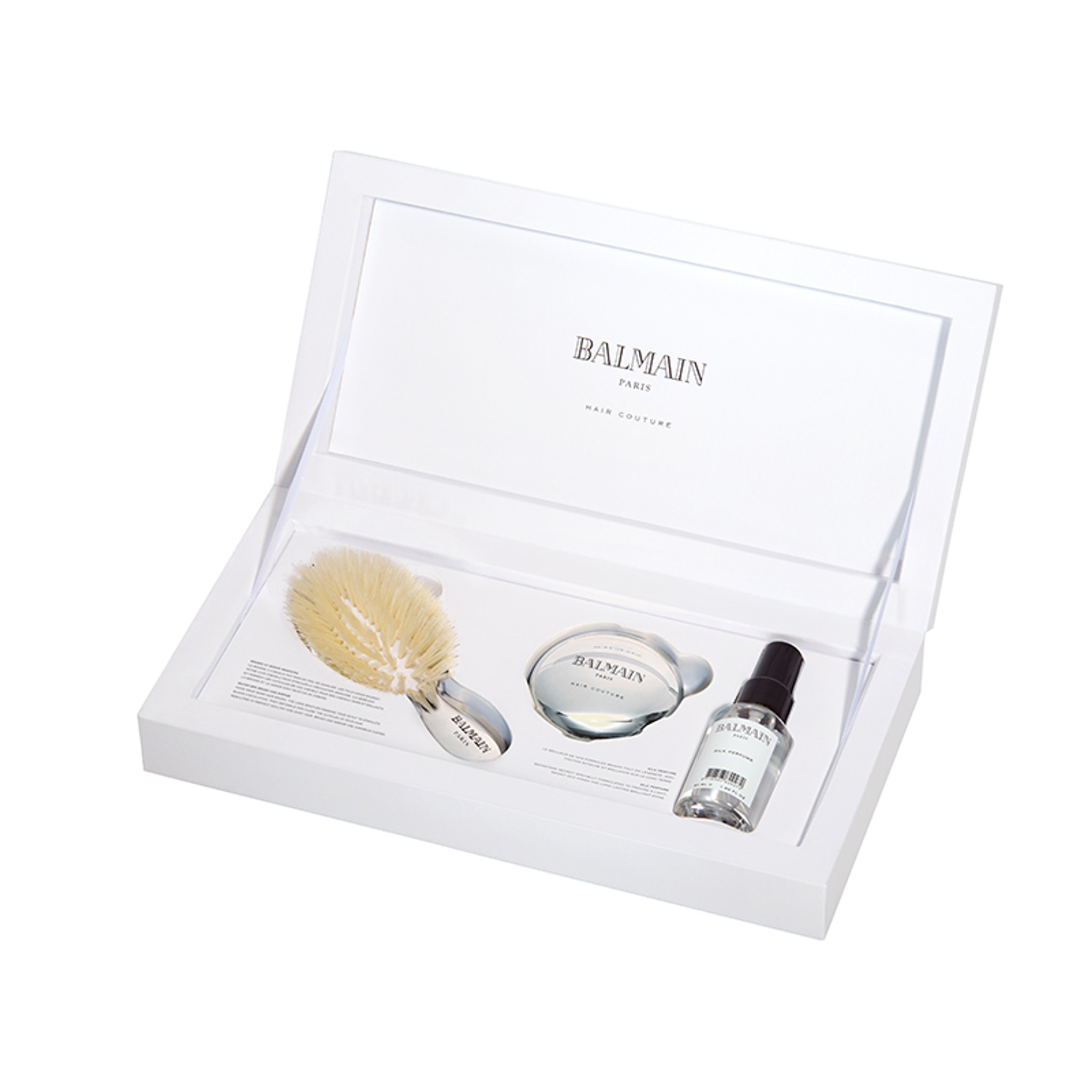 SILVER BRUSH SET MINI