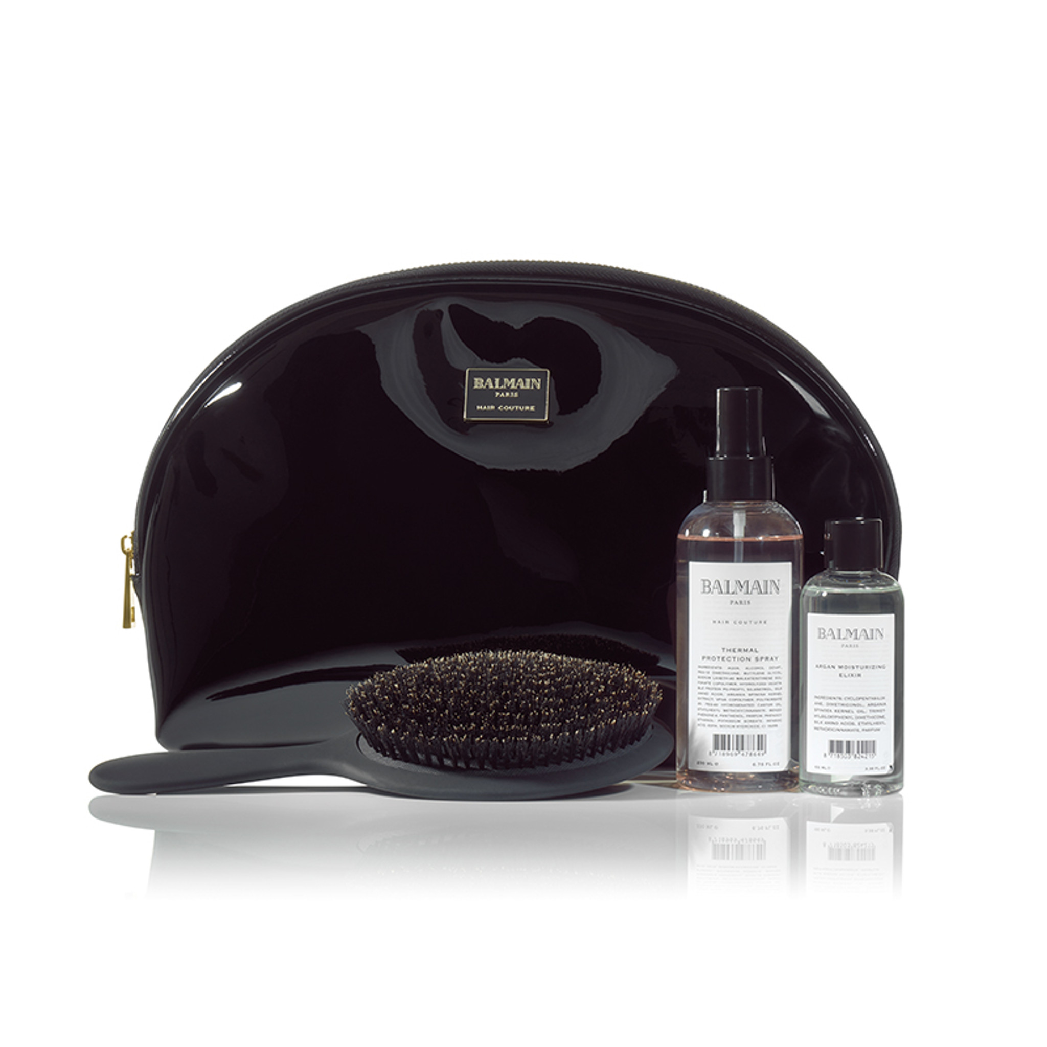 LIMITED EDITION - PATENT LEATHER POUCH