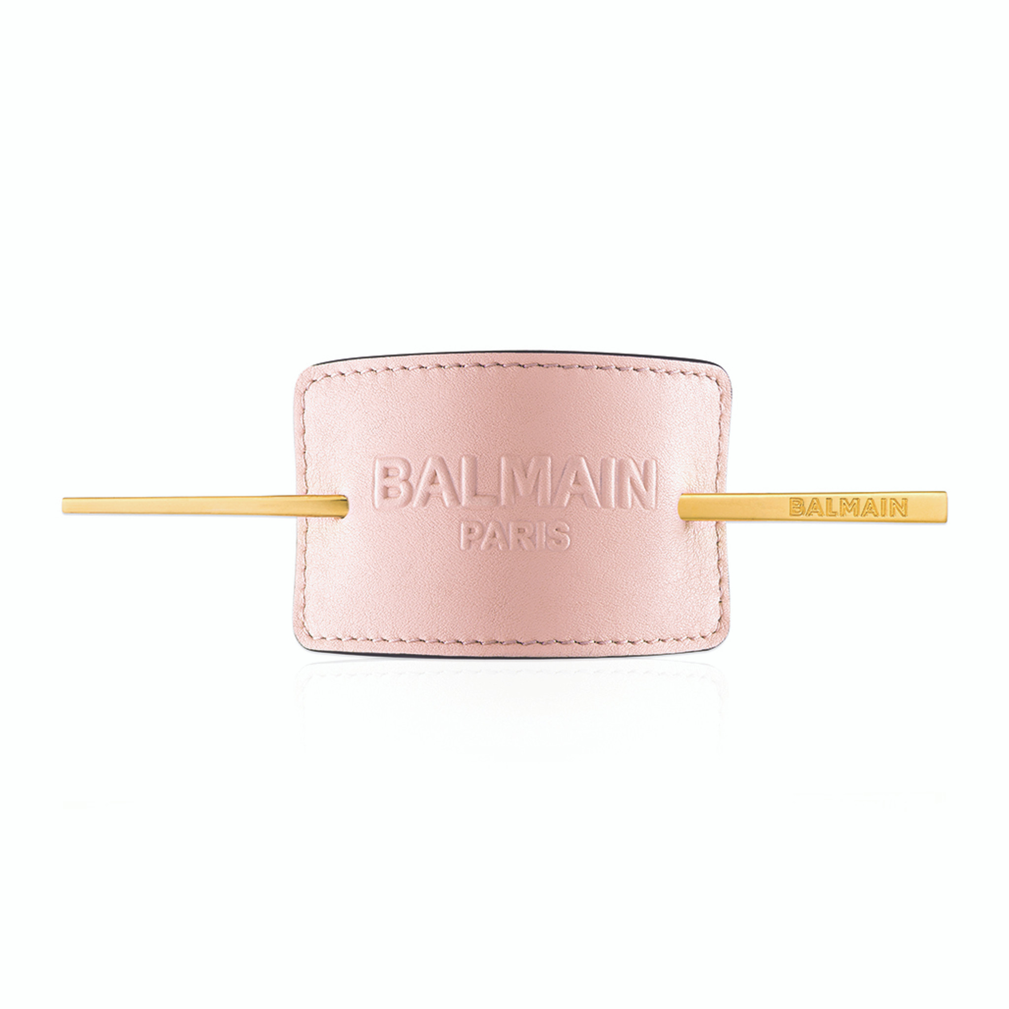 PASTEL PINK LUXURY HAIR BARRETTE (Limited Edition SS20)