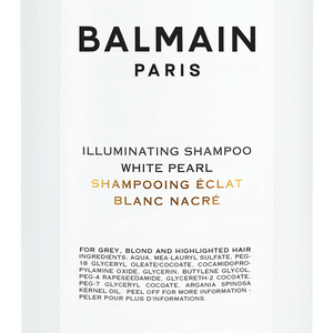 ILLUMINATING WHITE PEARL SHAMPOO