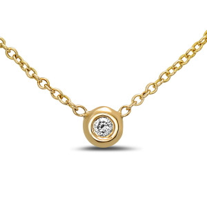 Serenity Diamond Necklace