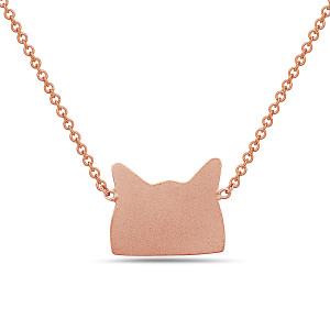 Cat Hat Necklace