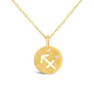 Sagittarius Zodiac Charm