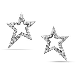 Brilliance Diamond Stud Earrings