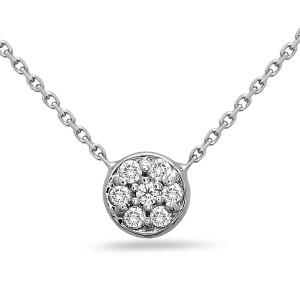 Sunshine Diamond Necklace