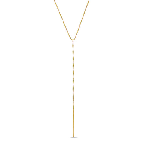 Clarity Y Necklace