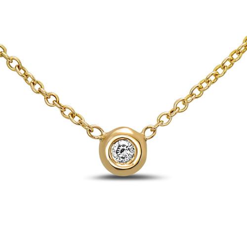 Serenity Diamond Necklace