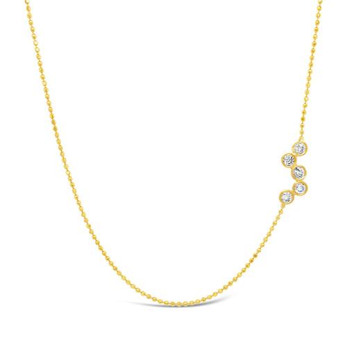 Champagne Bubble Necklace