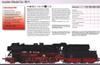 M37040  2011 Qtr.3 Marklin Insider Digital Cl.50.40 Franco Crosti Steam Locomoti
